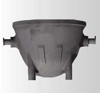Cast Iron Slag Pot Manufacturer